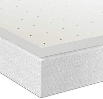 "Best Price Mattress 2.5"" Ventilated Memory Foam Mattress Topper"