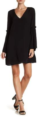 1 STATE 1.State Bell Sleeve Swing Dress