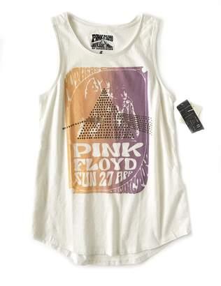 Lucky Brand Pink Floyd Mothers Erdington Concert Studded Tank Top