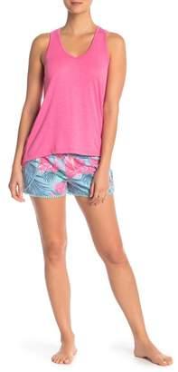 PJ Salvage Hot Tropic Tassel Shorts
