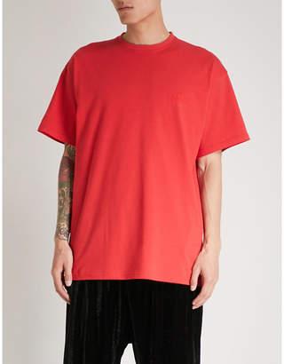 Balenciaga Sinners cotton-jersey T-shirt