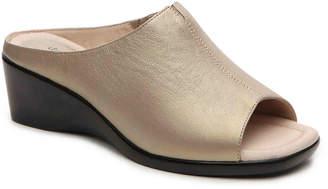 David Tate Gipsy Wedge Sandal - Women's