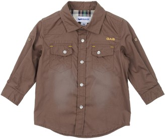 Gas Jeans Shirts - Item 38464700WO