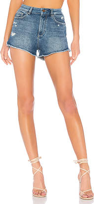 DL1961 Cleo High Rise Short.
