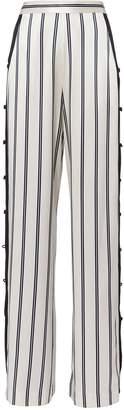 Fleur Du Mal Striped Pants