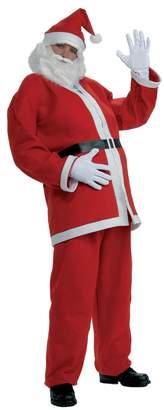 Forum Men's Simply Santa,l