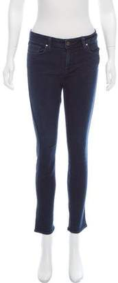 Genetic Los Angeles Mid-Rise The Shya Skinny Jeans