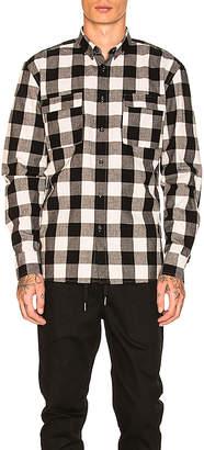 Zanerobe Flannel Box Longsleeve Shirt