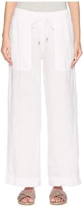 Eileen Fisher D/S Wide Leg Pants Women's Casual Pants