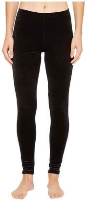 Only Hearts Velvet Underground Long Leggings Women's Clothing