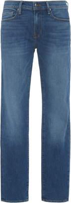 Frame L'Homme Skinny-Fit Distressed Jeans