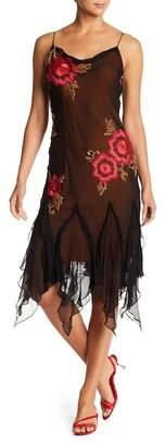 Papillon Floral Flowy Dress