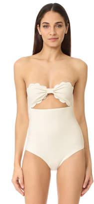 Marysia Swim Antibes Maillot $348 thestylecure.com