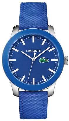 Lacoste Men's 12/12 DNA Watch, 43mm
