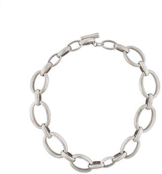 Ann Demeulemeester antique chain necklace