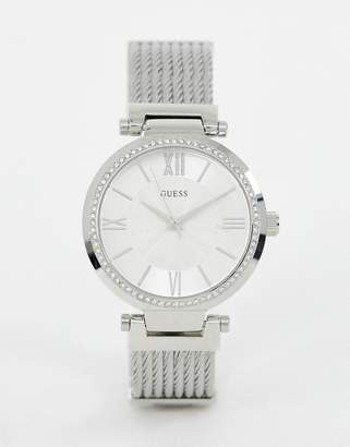 GUESS W0638L1 Soho mesh bracelet watch