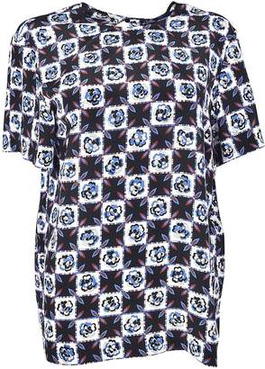 Emilio Pucci Checkered T-shirt