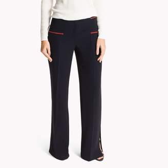 Tommy Hilfiger Signature Wide-Leg Trouser