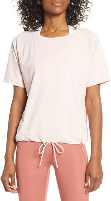 Zella Square Up Boxy Tee
