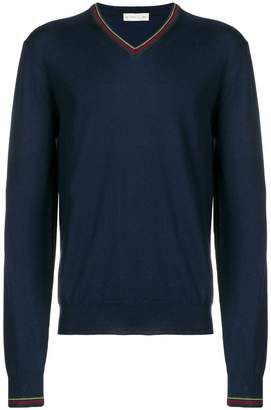 Etro long-sleeve knit pullover