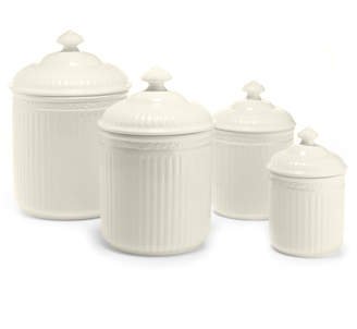 Mikasa 4 Piece Canister Set