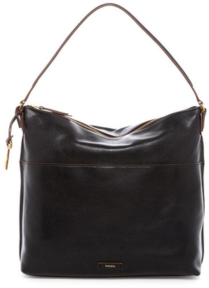 Fossil Julia Leather Hobo $248 thestylecure.com