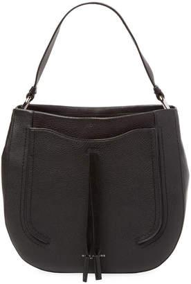 Marc Jacobs Pebbled-Leather Hobo Bag