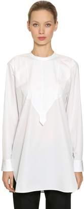 Jil Sander Saturday Cotton Poplin Shirt