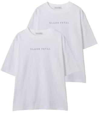 CLANE (クラネ) - Clane Clane Petal Pack T/S