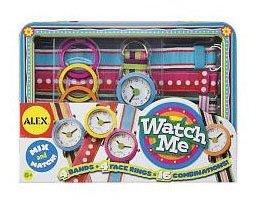 Alex Watch Me, Make A Watch Craft Kit
