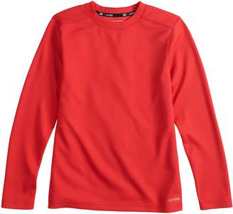Tek Gear Boys 8-20 Performance Thermal Top