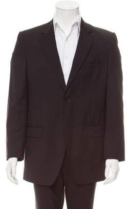Dolce & Gabbana Virgin Wool Two-Button Blazer