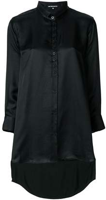 Ann Demeulemeester Blanche high low hem shirt