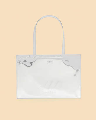 Ted Baker LAUCON Mirrored east west icon bag