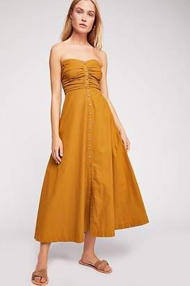 The Endless Summer The Isha Tube Midi Dress