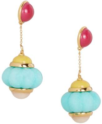 Kate Spade Confection Goldtone Drop Earrings