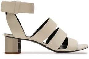 Proenza Schouler Cutout Leather Sandals