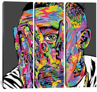 iCanvas icanvasart Mac Miller By Technodrome1