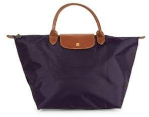 Longchamp Classic Top Handle Bag