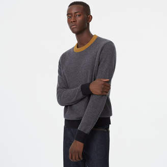 Club Monaco Cashmere Blocked Crew