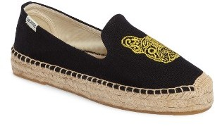 Women's Soludos Boxer Espadrille Loafer $74.95 thestylecure.com