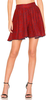 A Peace Treaty Misia Red Short