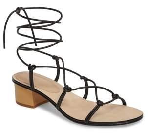 Pour La Victoire Jules Ankle Tie Sandal