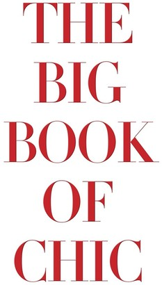 Assouline アートブック The Big Book of Chic