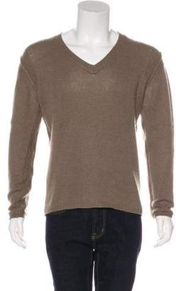 Etro Pullover V-Neck Sweater