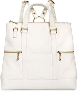 Mali & Lili Samantha Large Vegan Leather Convertible Backpack