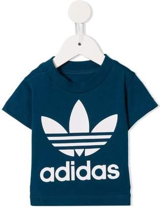 adidas Kids logo T-shirt