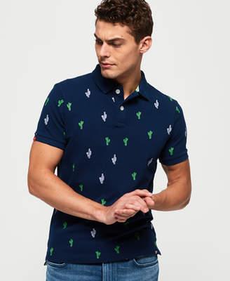 Superdry Bermuda Polo Shirt