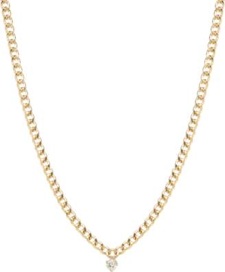 Chicco Zoë Small Curb Chain Necklace
