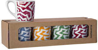 notNeutral Cooper Hewitt 'Spinne' Coffee Mugs (Set of 4)